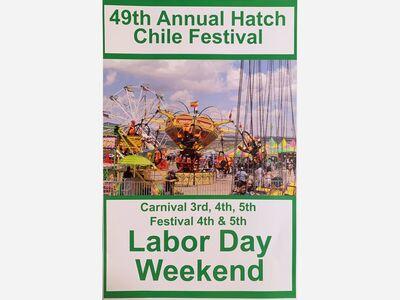 Alamogordo Cancels Balloon Festival But Larger Hatch Chile Festival Proceeds...