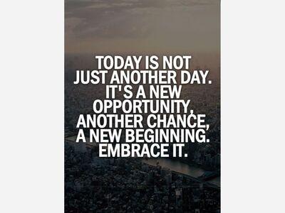 Positive News - Daily Affirmation: 9-2-21, 28 Days A Habit, 90 Days A Lifestyle