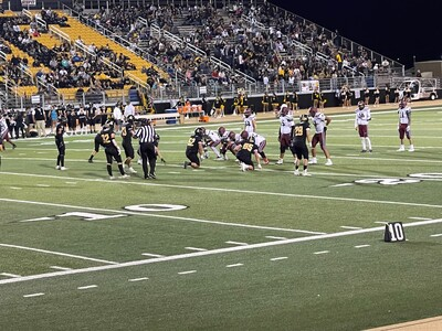 A Photo Collage Successful Homecoming but Tigers Fall to Deming