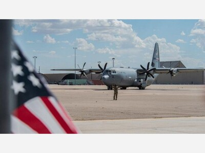 AlamogordoTownNews.com Message from Center of Commerce President Afghan Relocation at Holloman