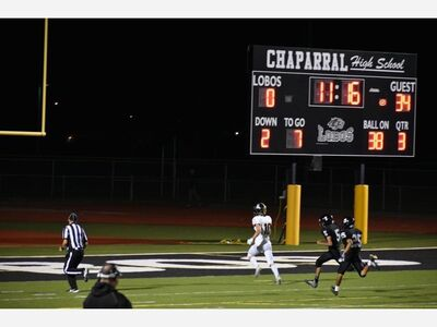 Photo Diary of Tigers Game with Chaparral 2021