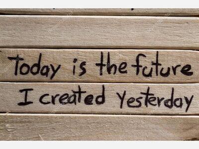 Positive News - Daily Affirmation: 10-11-21, 28 Days A Habit, 90 Days A Lifestyle
