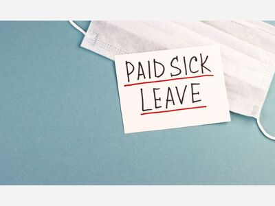 Two-thirds of low-wage workers still lack access to paid sick days